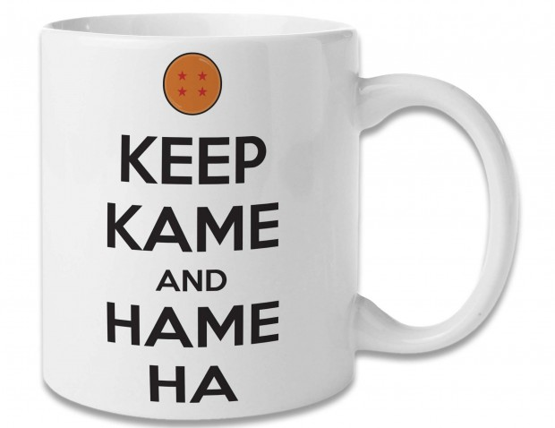 Caneca Keep Kame and Hame Ha - Verso