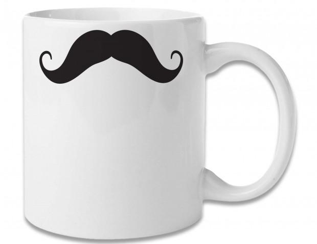 Caneca Mustache
