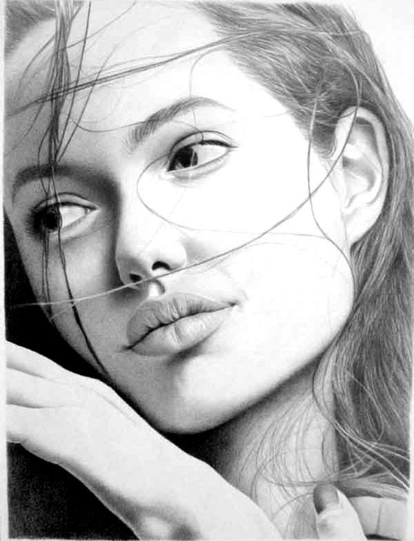Retratos realistas