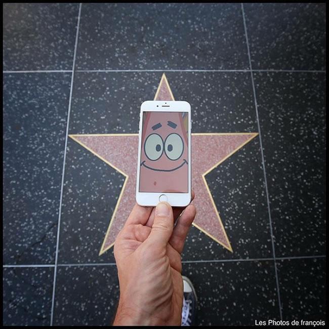 Patrick, Bob Esponja